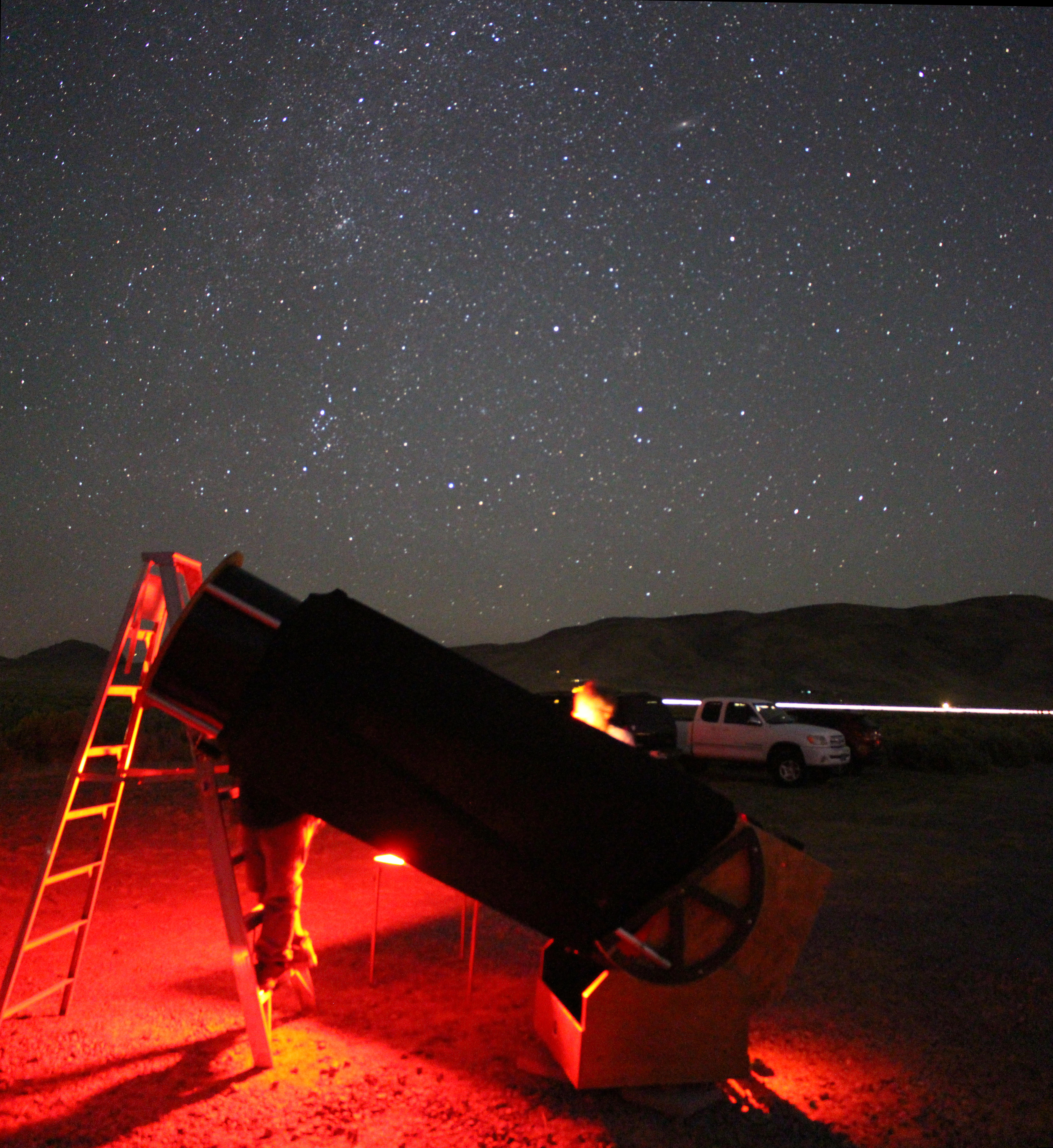Images from ASN Star Party